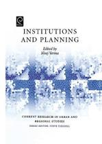 Institutions and Planning