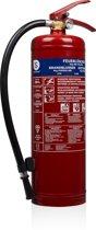 Smartwares FEX-15140 Brandblusser - poeder 4 kg - brandlasse ABC -  incl. ophangbeugel - BSI - BB4