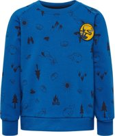 Lego wear Legowear blauwe Duplo Sweater Sirius 650 - 80