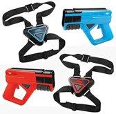 Sharper Image lasergame set voor kinderen - 2 pistolen + 2 vesten