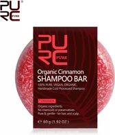 Handmade shampoo bar - Kaneel