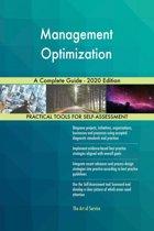 Management Optimization A Complete Guide - 2020 Edition