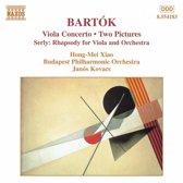 Bartok:Viola Conc.Two Pictures