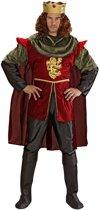 Middeleeuws koningskostuum voor mannen - Verkleedkleding - Medium