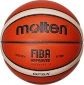 Molten GF6X - FIBA indoor basketbal (maat 6/dames)