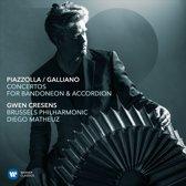 Piazzolla/Galliano: Concertos