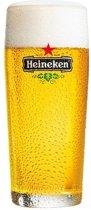 Heineken Bierglas Fluitje 18cl Doos 12 Stuks