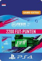 2200 FIFA 19-punten (NL)
