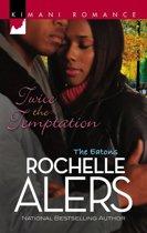 Twice the Temptation (Mills & Boon Kimani) (The Eatons - Book 4)