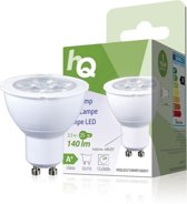 GU10 - Warm Wit - 140 Lumen - 1.8 Watt - HQ