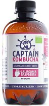 Captain Kombucha-Raspberry