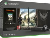 Afbeelding van Xbox One X console 1 TB + The Division 2