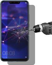 ENKAY Hat-Prince 0.26mm 9H 2.5D Privacy Anti-glare gehard glasfolie voor Huawei Mate 20 Lite