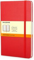 Moleskine Classic Notebook - Ruled