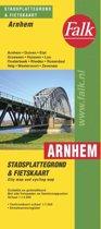 Arnhem plattegrond