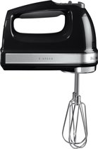 KitchenAid Handmixers Mixer - Onyx zwart