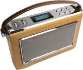Goodmans Oxford 2 Radio DAB+ Bluetooth Mustard