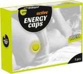 Hot Men Energy Caps - 5 stuks - Erectiepillen