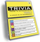 Trivia Vraag & Antwoordsets Versie Geel