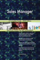 Sales Manager A Complete Guide - 2020 Edition