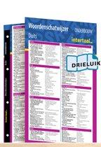Woordenschatwijzer Duits onderbouw uitklapkaart