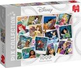 Disney Princess Selfie  Jumbo Premium Quality Puzzel 1000 Stukjes