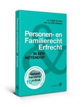 Personen- en Familierecht & Erfrecht