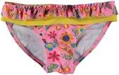 Losan Zwembroek Meisjes Roze met bloemen - Maat 92