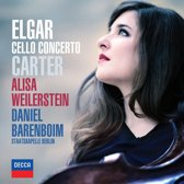 Elgar & Carter Cello Concertos