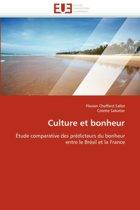 Culture Et Bonheur