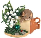 Charming Tails: Friends Are Always Within Reach, Hoogte 9.5cm