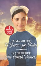 A Groom for Ruby and The Amish Witness