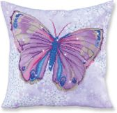 Diamond Dotz Butterfly Purple (44x44 cm) - Diamond Painting