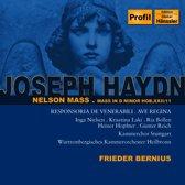 Haydn:Nelson Mass.Responsoria 1-Cd