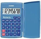 Casio Petite FX - Bureaurekenmachine / Blauw