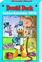Donald Duck scheurkalender 2016
