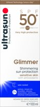 Ultrasun Glimmer SPF50+ - 100ml