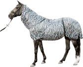Ekzemer deken -Zebra- wit/zwart 115