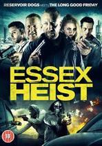 Essex Heist (dvd)
