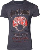 Jack Daniel s - JD Old Advertisement Men s T-shirt - S