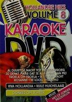 Karaoke Dvd - Hollandse Hits 8