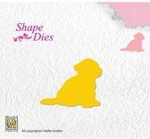 Nellies Choice Shape Mal - puppy SD109