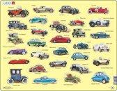 Puzzel Maxi Oldtimer Auto's - 30 stukjes