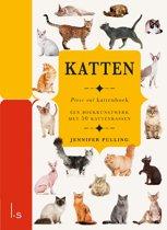 Katten - Press-out boek