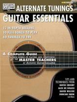 Alternate Tunings Guitar Essentials