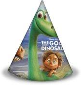 The Good Dinosaur Feesthoedjes 6 stuks