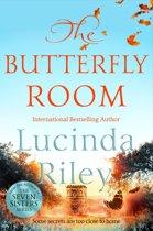 Boek cover The Butterfly Room van Lucinda Riley (Onbekend)