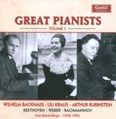 Great Pianists Vol.1