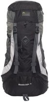Active Leisure Mountain Guide 70 - Backpack - Black/ Silver Grey