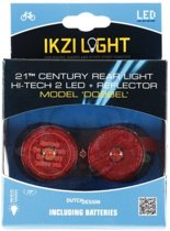 IKZI reflector achterlicht Dobbel